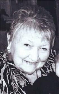 Ruby Hicks obituary photo