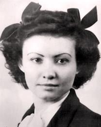 Rosalee Clearman obituary photo