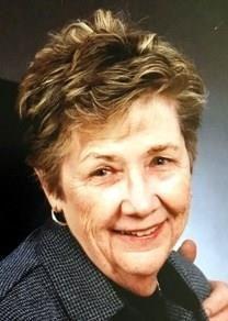 Jo Ruth Peterson obituary photo