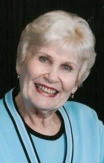 Jean Elinor Hines obituary photo