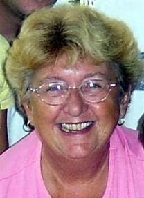 Carol Ann Harbold obituary photo