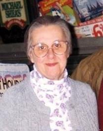 Elaine Elaine Lohr obituary photo