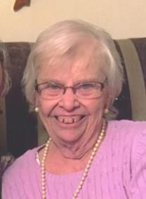 Gloria Clara Buerck obituary photo