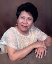 Jovencia Panes Gayla obituary photo