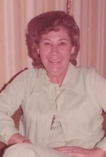 Mary Ellen Melancon Broussard obituary photo