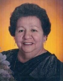 Maria Santos Arevalo obituary photo