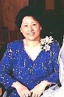 Annie Kau Wah Wong obituary photo
