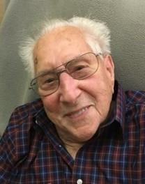 Walter A. Woods obituary photo