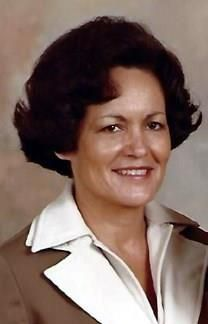 Faye Nestlerode Baxter obituary photo