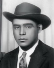 Olegario De Hoyos obituary photo