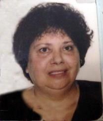 Tzila Levine obituary photo