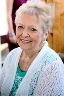 Mary Jane Hewins obituary photo