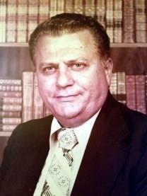 Nicholas George Menas obituary photo