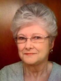 Betty Diane Gammill obituary photo