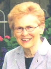 Carol Ann May obituary photo