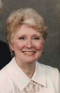 Nancy Carolyn Yoder obituary photo