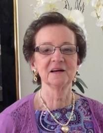 Beatrice Hosburgh obituary photo