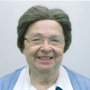 Sister Jeannette Perreault
