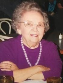 Lillian Bunjes obituary photo