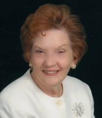 Maureen Patrick Swanzy obituary photo
