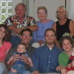 Four generations of Wilsons