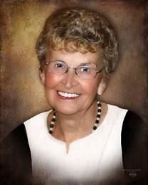 Mary Lou Davis obituary photo