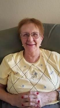 Jean B. Borbridge obituary photo