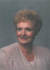 Mary Joan Mouser obituary photo