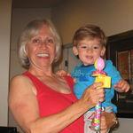 Grandma and Jeremy