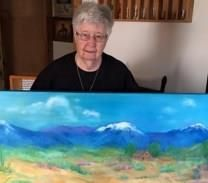 Sylvia Jeanne Finnell obituary photo