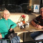 Anniversary of our first meeting at the Roxy in Encinitas