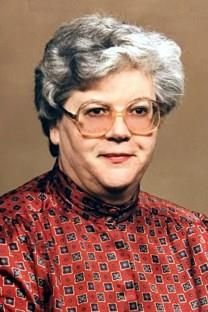 Bonnie Lea Miller obituary photo