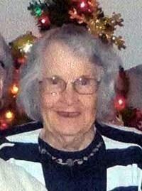 Doris Ilene Griffith obituary photo