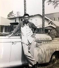 George B. Manzo obituary photo