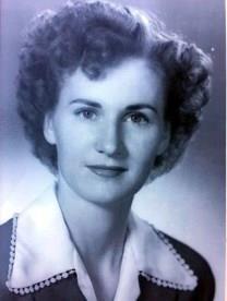 Marjorie Nell Livingston obituary photo