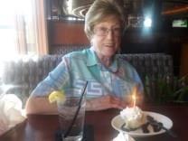 Marilyn Joyce Revel obituary photo