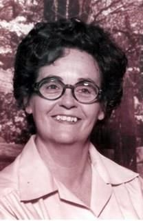 Marjorie Lee Duke obituary photo