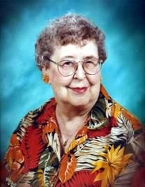 Annabelle J. Bennett obituary photo