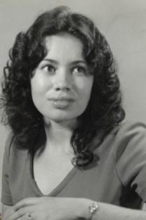 Maria Luevano Contreras obituary photo