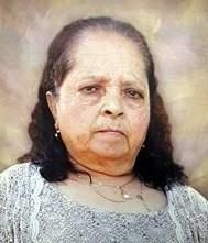 Maria Margarita Patricio Soto obituary photo