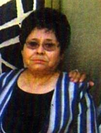 Gloria Ema Valenzuela Roman obituary photo