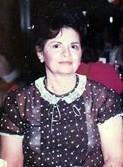 Evora Cristina Gonzalez obituary photo