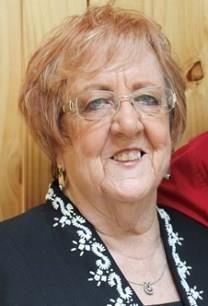 Barbara Joan Hilland obituary photo