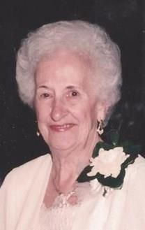Clara A. Johnson obituary photo