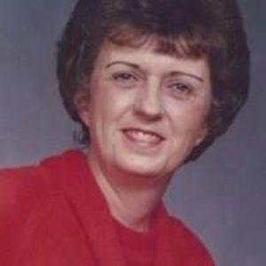 Patricia Mae Patterson Hamilton