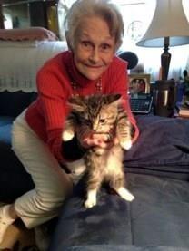 Anita Louise Cunningham obituary photo