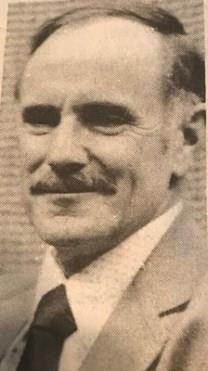 Charles Francis Holland obituary photo