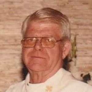 Rev. Robert G. Caughey Obituary Photo
