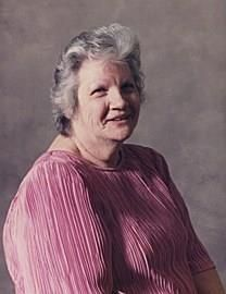 Nina Jean Griffith obituary photo