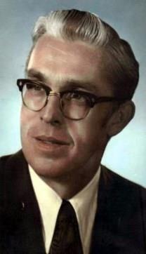 Alfred Gilbert Taylor obituary photo